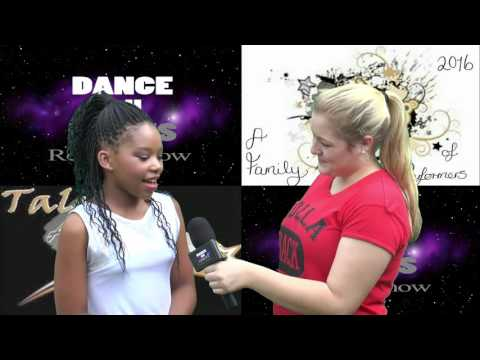 Dane All Limits Talent Africa 12th March 2016 interview 11