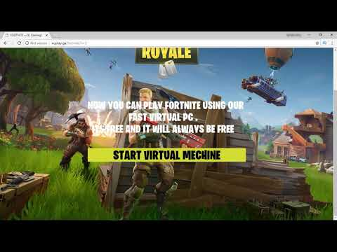 Fortnite No Download - Directly Play In Browser  - Fortnite Online No Download