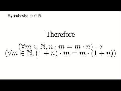 Random Theorem, Episode 3: Commutativity of multiplication