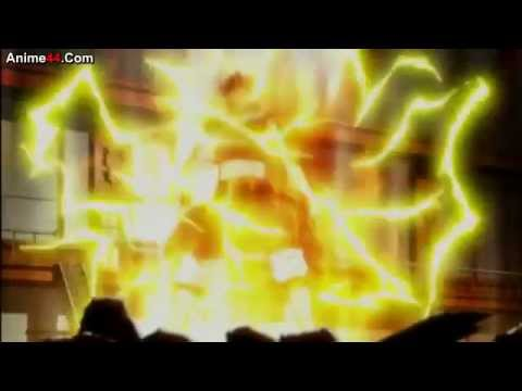 Fairy Tail Natsu 39 S Rage Thunder Flame Dragon YouTube