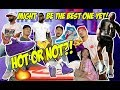 HOT OR NOT?! 2018 RATE THAT FIT CELEBRITY EDITON!!