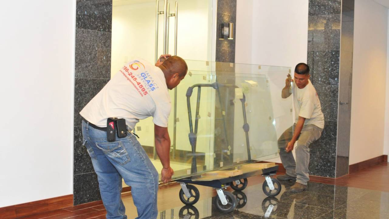 Impact Glass Services Miami Impact Windows And Doors Youtube