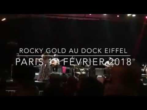 Rocky gold à Paris💥💥💥💯