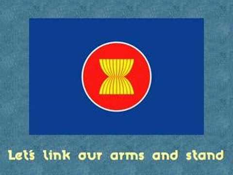 ASEAN Song of Unity - ASEAN hymn ~ Songs Lyrics Video