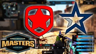 WOW! Gambit vs CompĮexity - CSGO HIGHLIGHTS | DreamHack Masters