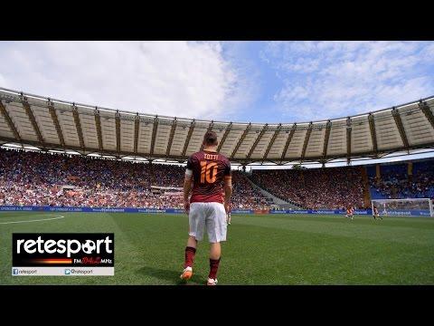 """""""Per Roma"""", la lettera di Totti"""
