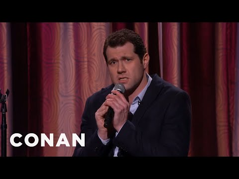 Billy Eichner's Song For Taylor Swift  - CONAN on TBS