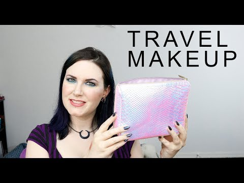 What's in My Travel Makeup Bag - Los Angeles - Plus Urban Decay National Dog Day Event