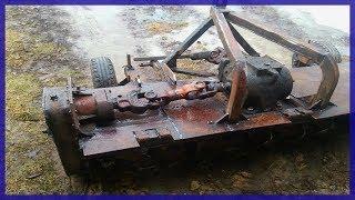 Как Сделать Фрезу дляТрактора Т40. Сделай СаМ.(, 2013-11-04T16:27:19.000Z)