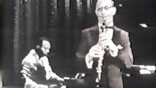 The Benny Goodman Trio 1957