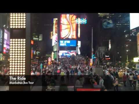 Travel to Manhattan NYC