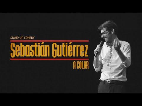 Sebastián Gutiérrez  A Color  Stand Up Comedy