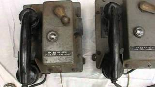 Pair of Ships Telephones 4 Sale on Ebay