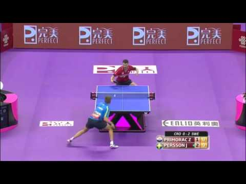 WTTTC 2016 : Best of Croatia Table Tennis
