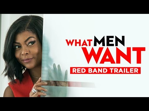 The bad words fly in this red band trailer for Taraji P. Henson's What Men Want