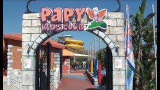 Papillon Belvil Hotel 5*  2017// PAPYLAND & PAPY kids club/ Детский городок