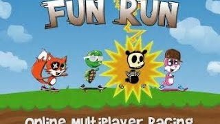 Roblox #18 Fun Run! Geen Geluk!