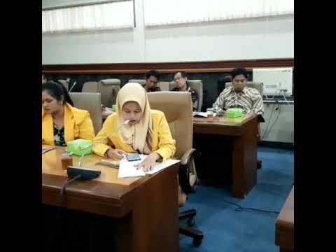 Kunjungan Mahasiswa Fakultas Hukum Univ. Kadiri Di DPRD Privinsi DIY