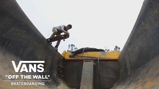 Vans Colombia - Santiago Echavarría - Patinada en Volqueta