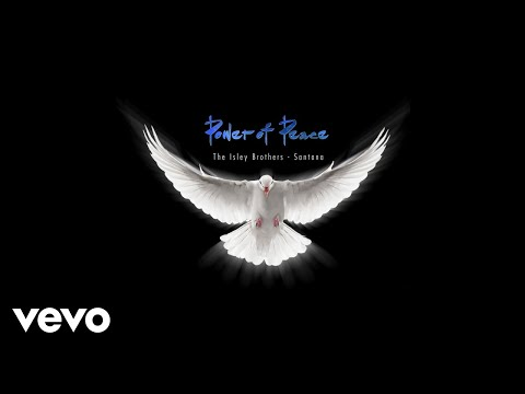 The Isley Brothers, Santana - What the World Needs Now Is Love Sweet Love (Audio)