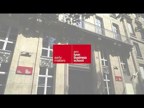 Présentation du Programme Général de Management au Campus Paris - emlyon business school