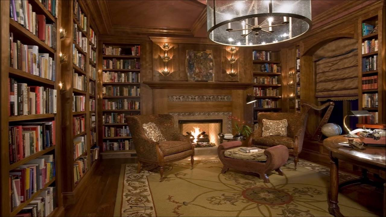 Image result for home library