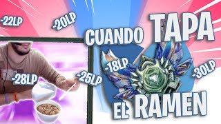 CUANDO ELM TAPA EL RAMEN *KR TRYHARD ACTIVATED* - ElmiilloR