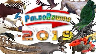 PaleoRewind 2019 - Year of the Pterosaur