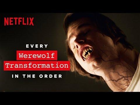 Every Werewolf Transformation | The Order | Netflix