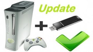 Xbox 360 USB update - Flash drive - Update error fix [HD](Read First??? * WATCH IN 1080p* ! Hi today i´ll Show you how to update your xbox 360 with an usb drive. just follow the steps in the Video. Newest update ..., 2013-03-23T20:52:04.000Z)