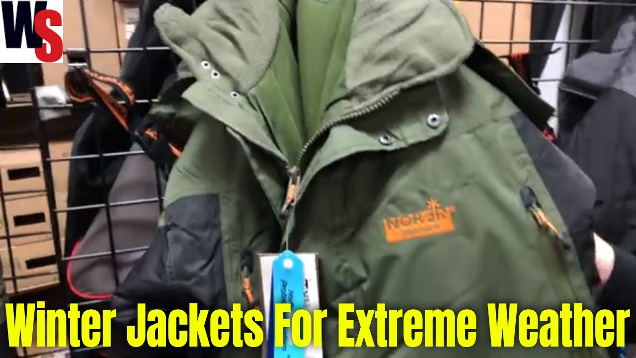 BIB /& PARKA COMBO M//L//XL//XXL Details about  /NORFIN ELEMENT COLD WEATHER FISHING SUIT