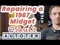Repairing a 1967 Midget: A Mixture Of Several Classic Cars