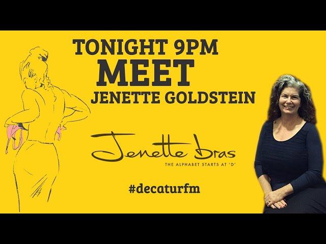 Meet Jenette Goldstein