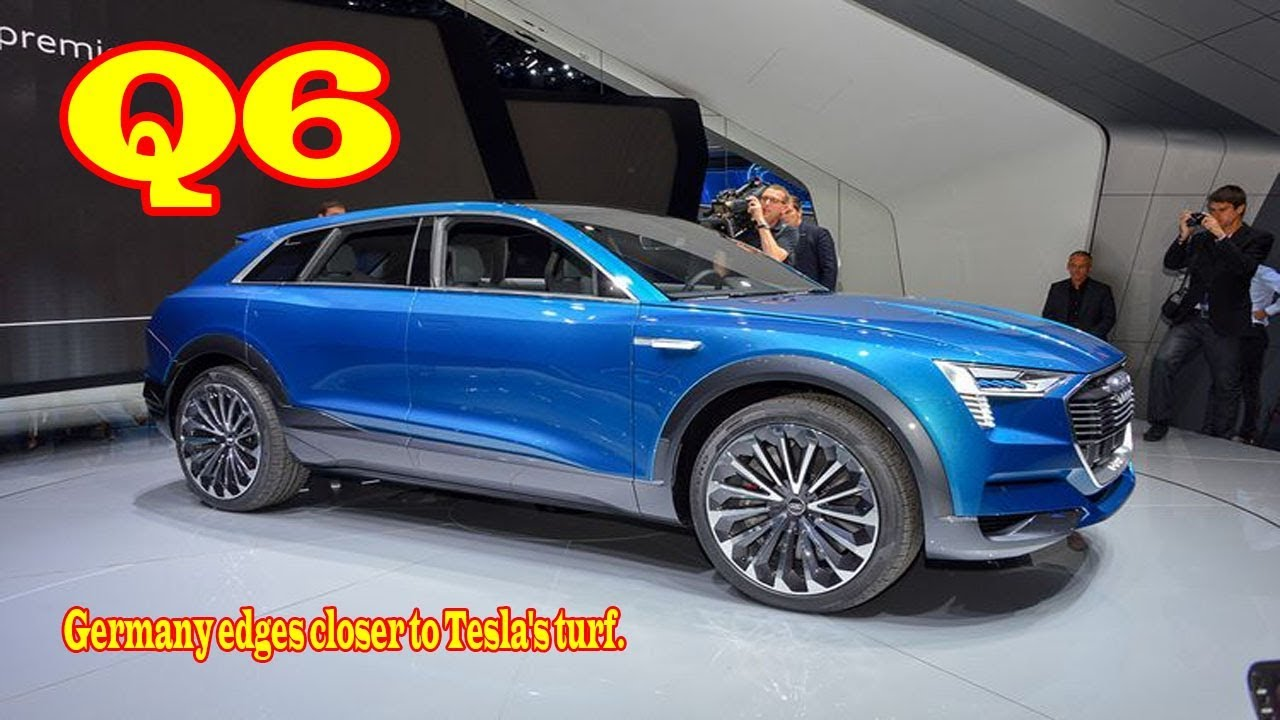 2019 Audi Q6 Quattro Review Rendered Price Specs Release Date