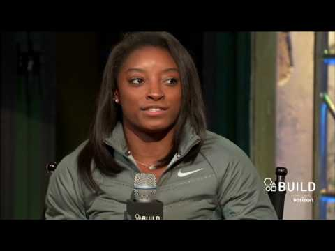 Simone Biles Discusses Her Book,