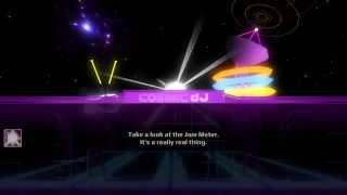 Cosmic DJ Gameplay
