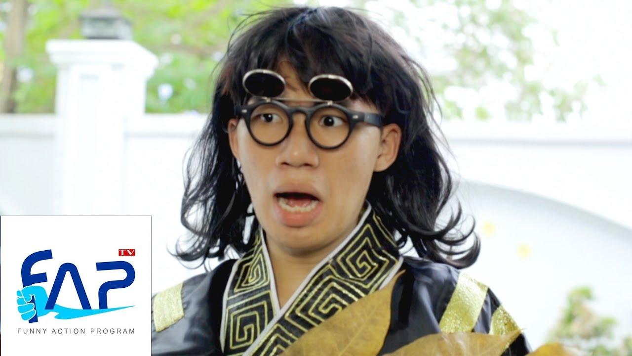FAPtv Cơm Nguội: Tập 107 - Ngôi Nhà Ma | Phim Hài Tết 2017
