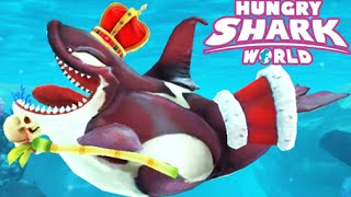 SEA MONSTER KILLER WHALE - Hungry Shark World