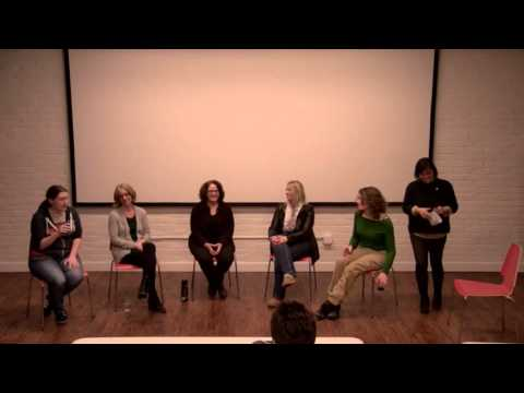 Cincinnati Women Who Code: Women in Tech Panel (Nov. 2015)