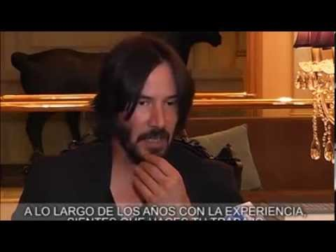 Keanu Reeves Personal Interview.