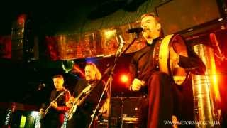 Blood Axis - 1 - The March of Brian Boru - Live at Sky Hall, Kiev [30.06.2013]