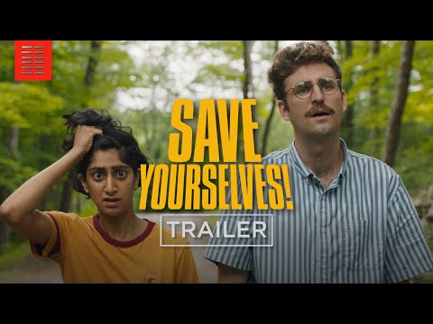 SAVE YOURSELVES! I Official Trailer I Bleecker Street