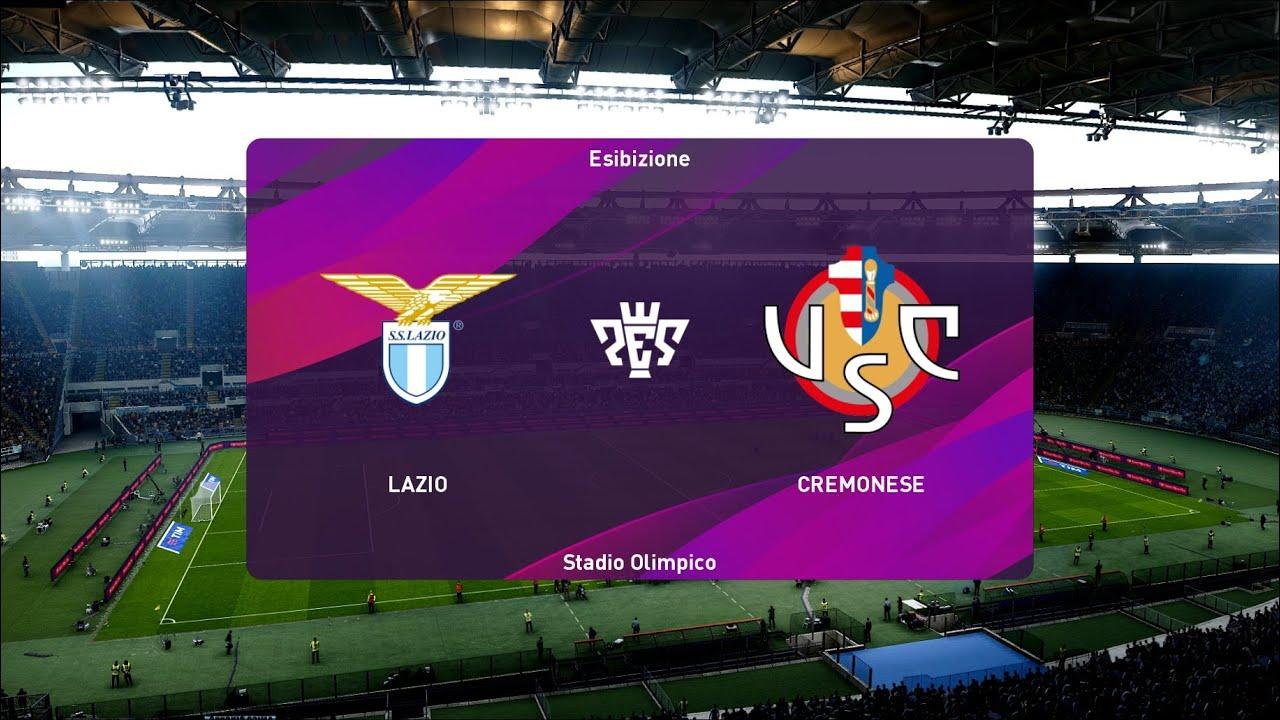 Lazio Vs Cremonese Stadio Olimpico Coopa Italia Youtube