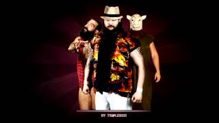 WWE The Wyatt Family 1st Themesong - Live In Fear HD