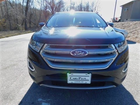 Brand New  Ford Edge Sel Awd  New Generations Will Be Made In