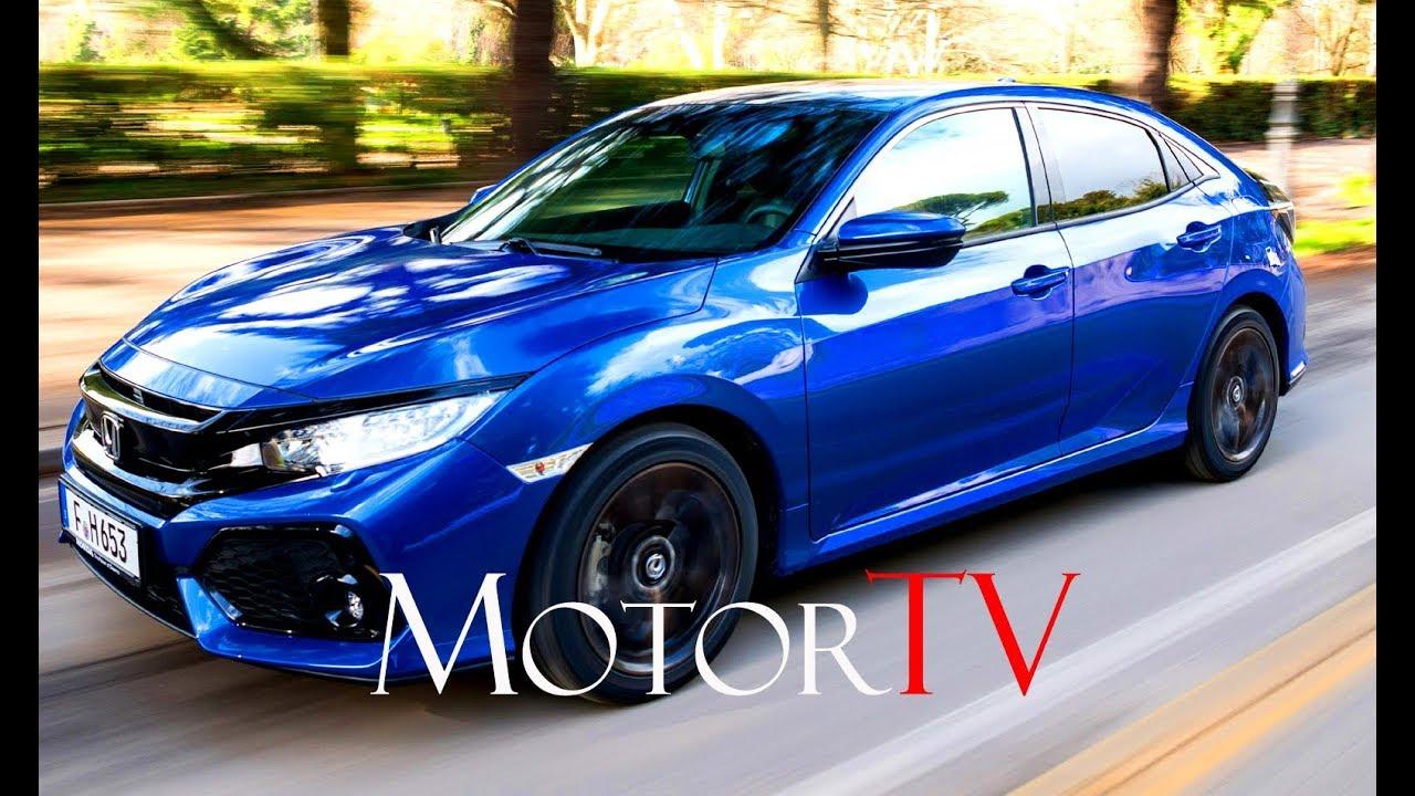 2018 honda civic 1 6 i dtec diesel hatchback l exterior l interior l driving scenes youtube. Black Bedroom Furniture Sets. Home Design Ideas
