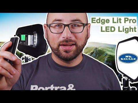 Savage Edge Lit Pro LED Light & Studio Update