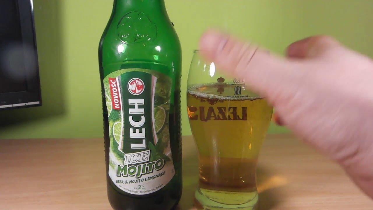 Lech Ice Mojito Piwo Które Cię Ochłodzi Youtube