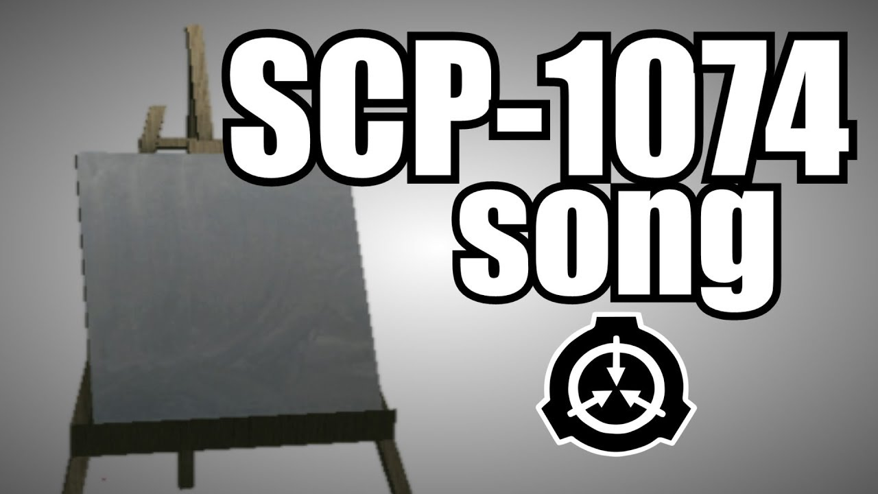 SCP-1074 song