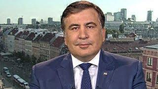Саакашвили собирается вернуться на Украину